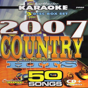 cb5080 - 2007 Country Hits