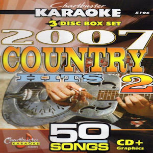 cb5105 - 2007 Country Hits Vol.2