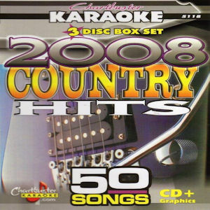 cb5118 - 2008 Country Hits