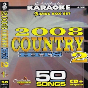 cb5122 -2008 Country Hits Vol 2