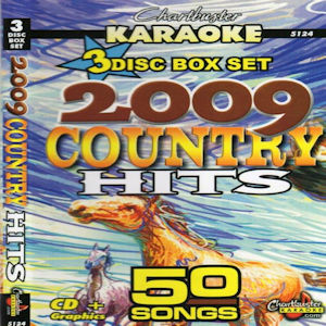 cb5124-2009 Country Hits