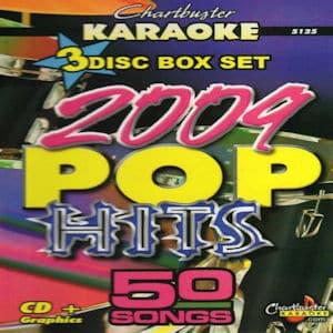 cb05125EG - 2009 Pop Hits