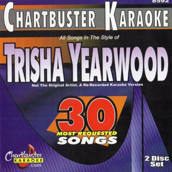 cb8592 - TRISHA YEARWOOD