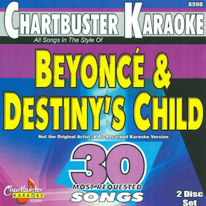 cb8598 - BEYONCE & DESTINY'S CHILD