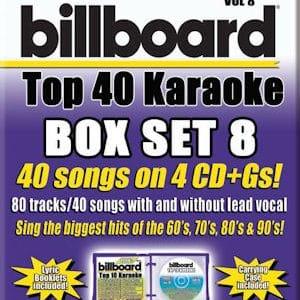syb4481 - Top 40 - Box Set 8