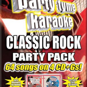 syb4484 - Party Tyme Karaoke Classic Rock Party Pack