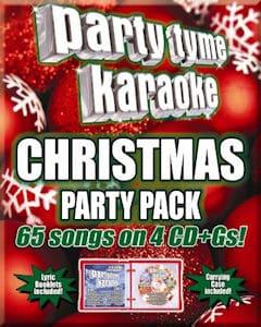 Karaoke Christmas Songs.Syb4447 Christmas 65 Song Party Pack