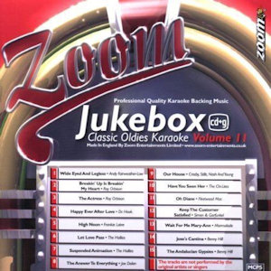 zjb11 - Zoom Karaoke Jukebox Series Volume 11 Classic Oldies