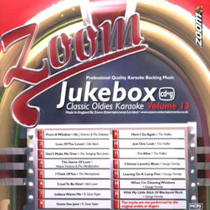 zjb13 - Zoom Karaoke Jukebox Classic Oldies Volume 13