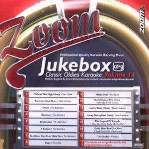 zjb14 - Zoom Karaoke Jukebox Series Volume 14 Classic Oldies
