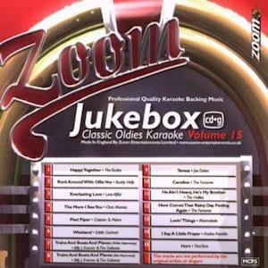 zjb15 - Zoom Karaoke Jukebox Series Volume 15 Classic Oldies