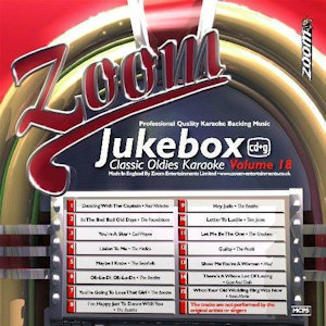 zjb18 - Zoom Karaoke Jukebox Series Volume 18