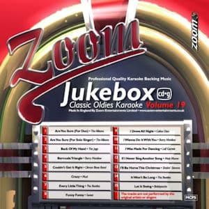 zjb19 - Zoom Karaoke Jukebox Classic Oldies Volume 19