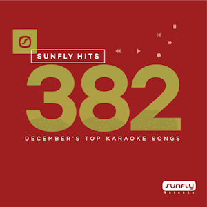 sf382 - Sunfly Karaoke Hits Vol 382