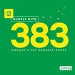 sf383 - Sunfly Karaoke Hits Vol 383
