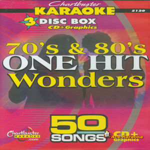 cb5120 - ONE HIT WONDERS 70'S & 80'S