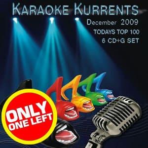 kk1209 - Karaoke Kurrents December 2009