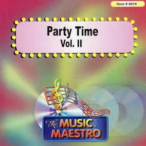 Party Time Vol 2