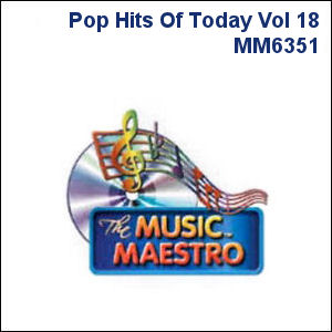 mm6351 - Pop Hits Of Today Vol 18