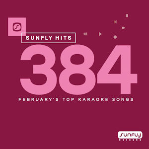 sf384 - Sunfly Karaoke Hits Vol 384