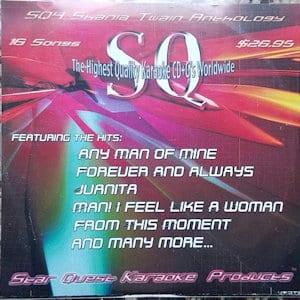 sq0004 - Star Quest Shania Twain