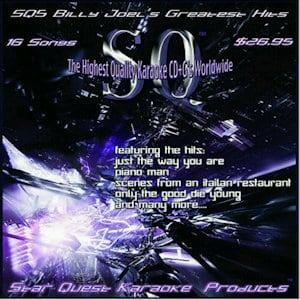 sq0005 - Star Quest Billy Joel