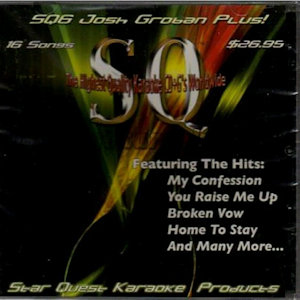 sq0006 - Star Quest Josh Groban