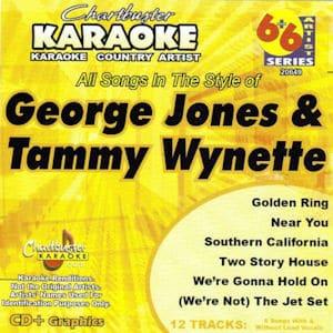 CB20649 George Jones & Tammy Wynette