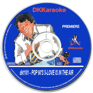 dk1101 - POP 90'S 5-LOVE IS IN THE AIR