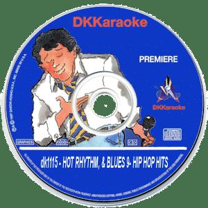 dk1115 - HOT RHYTHM, & BLUES 9- HIP HOP HITS