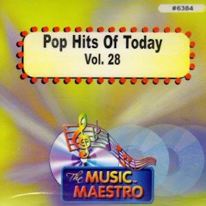 MM6384 - POP HITS OF TODAY- VOL. 28