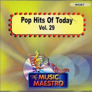 MM6387 - POP HITS OF TODAY  VOL. 31