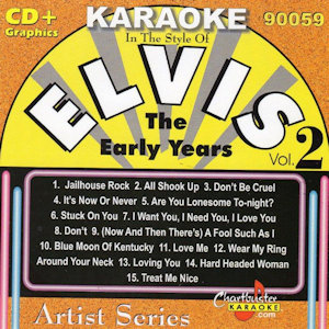 cb90059 - Elvis The Early Years Vol. 2