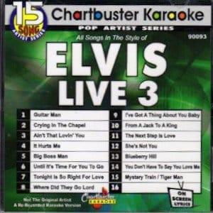 cb90093 - Elvis Live Vol. 3