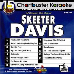 cb90130 - Skeeter Davis