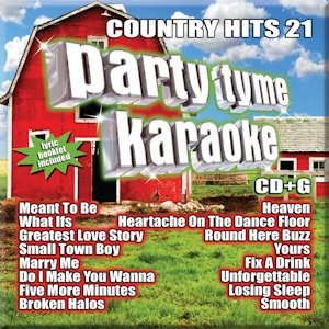 syb1139 - Country Hits 21