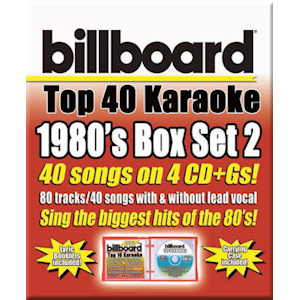 syb4486 - Billboard 1980's Box Set 2