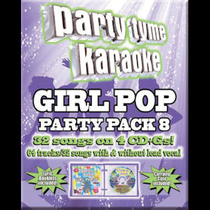 syb4489 - Girl Pop Party Pack 8