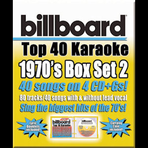 syb4490 - Billboard 1970's Top 40 Box Set 2