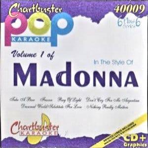 cb40009 - Madonna Vol 1