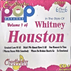 cb40011 - Whitney Houston Vol 1