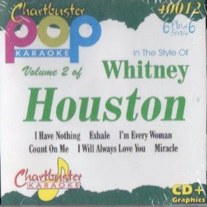 cb40012 - Whitney Houston Vol 2