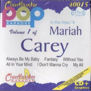 cb40015 - Mariah Carey Vol 1