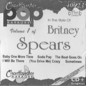 cb40023 - Britney Spears Vol 1