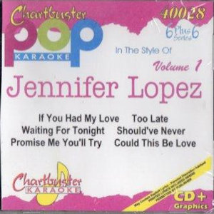 cb40028 - Jennifer Lopez Vol 1