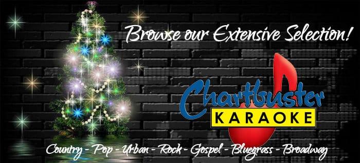 Chartbuster Karaoke CDG