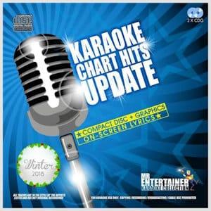 cdg Disc Package 100 Songs Mr Entertainer Karaoke Decades Vol 2-6 X Cd+g