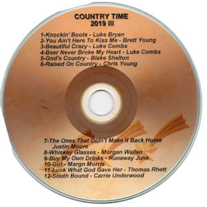 ct3-2019 - Country Time III