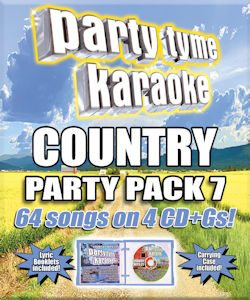 syb4491 - Country Hits Party Pack 7