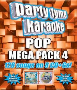 syb4492 - Party Tyme Pop Mega Pack 4